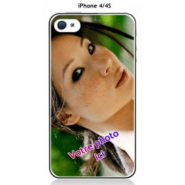 Coque iphone 4S / 4 - Imprimez vos photos, dessins ...