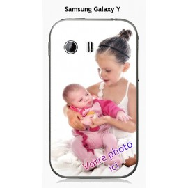 Coque Samsung Galaxy Y - Imprimez vos photos, dessins ...