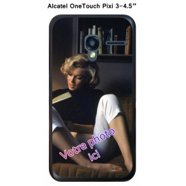 Coque Alcatel One Touch PIXI 3 - 4.5""