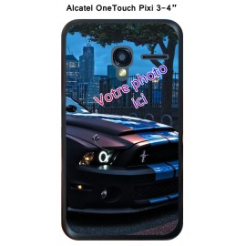Coque Alcatel One Touch PIXI 3 - 4""