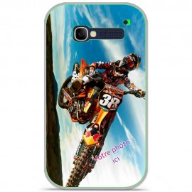 Coque Tpu Gel Alcatel One Touch pop C5