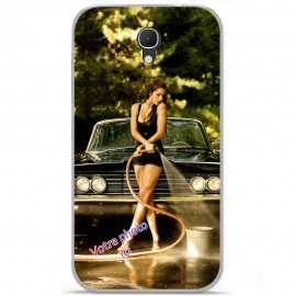 Coque TPU Gel Souple Alcatel One Touch Pop 2