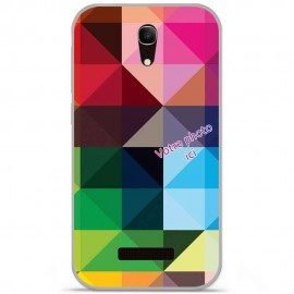 Coque TPU Gel Souple Alcatel One Touch Pop S7