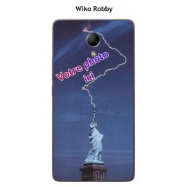 Coque Wiko Robby