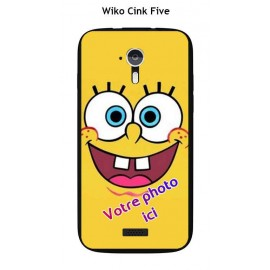 Coque Wiko Cink Five