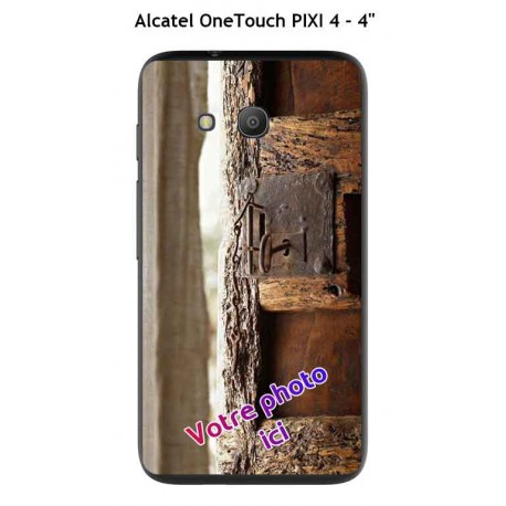 Coque Alcatel One Touch Pixi 4 - 4""