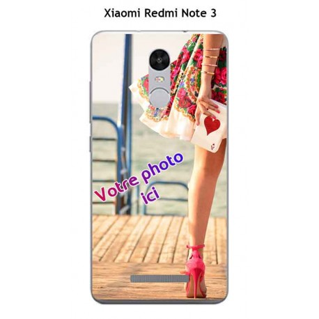 Coque Tpu Gel Xiaomi Redmi Note 3