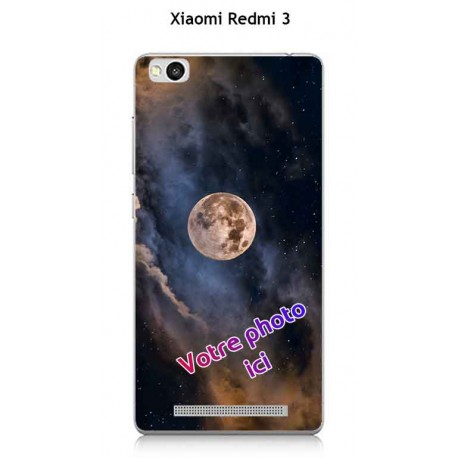 Coque Tpu Gel Xiaomi Redmi 3