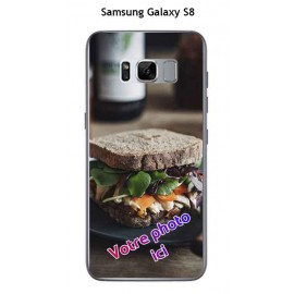 Coque TPU Gel Souple Samsung Galaxy S8