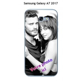 Coque TPU Gel Souple Samsung Galaxy A7 2017