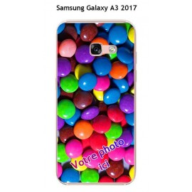 Coque TPU Gel Souple Samsung Galaxy A3 2017