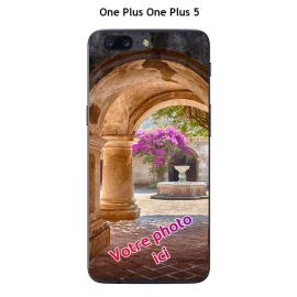 Coque TPU Gel Souple One Plus One Plus 5