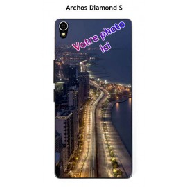 Coque Tpu Gel Archos Diamond S