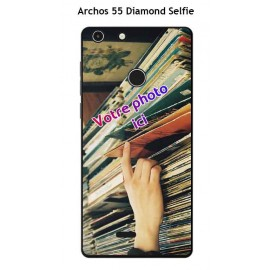 Coque TPU Gel Souple Archos 55 Diamond Selfie