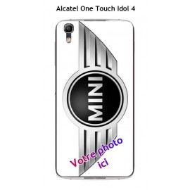 Coque TPU Gel Souple Alcatel OneTouch IDOL 4