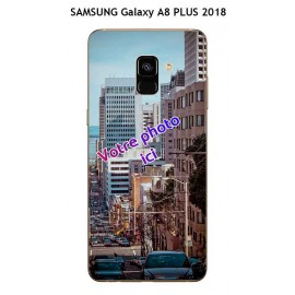 Coque TPU Gel Souple Samsung Galaxy A8 PLUS 2018