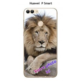 Coque TPU Gel Souple Huawei P Smart