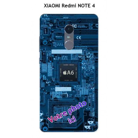 Coque Tpu Gel Xiaomi Redmi NOTE 4