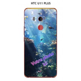 Coque Tpu Gel HTC U11 PLUS