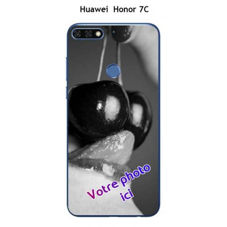 Coque TPU Gel Souple Huawei Honor 7C