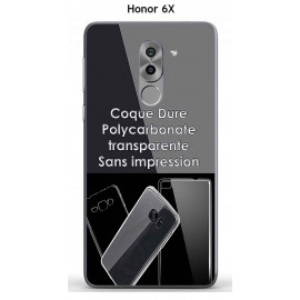 Coque Honor 6X Transparent