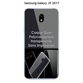 Coque Samsung Galaxy J5 2017 Transparent