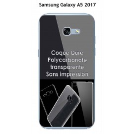 Coque Samsung Galaxy A5 2017 Transparent