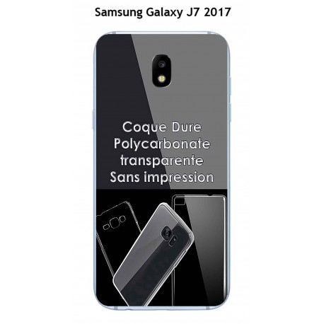 Coque Samsung Galaxy J7 2017 Transparent