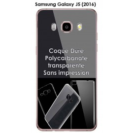 Coque Samsung Galaxy J5 (2016) Transparent